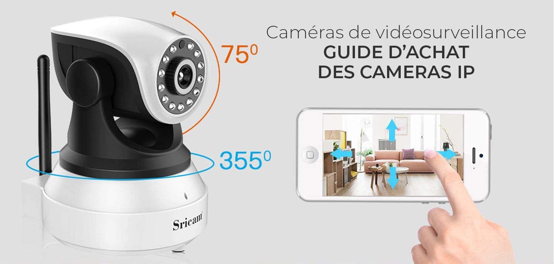 meilleures caméras surveillance IP