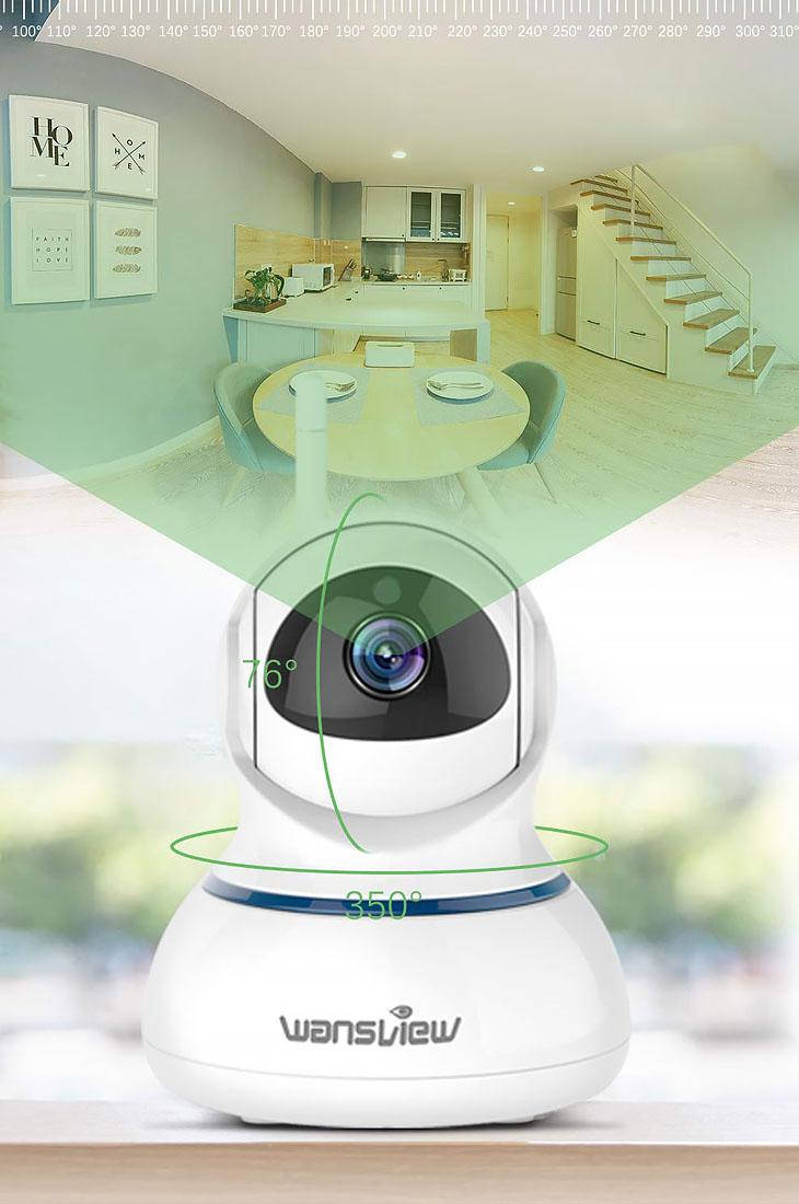 top3 des meilleurs camera surveillance pour la maison