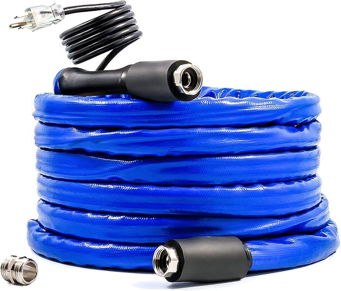 tuyau d'eau chauffant pour camping-car