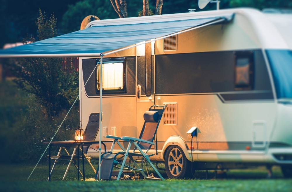 préparer son camping car pour le froid