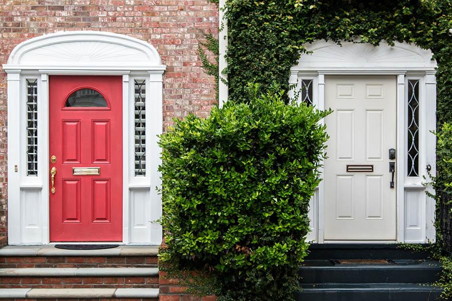 renforcer la sécurité de sa porte d'entrée