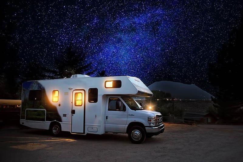 garder la chaleur de son camping car