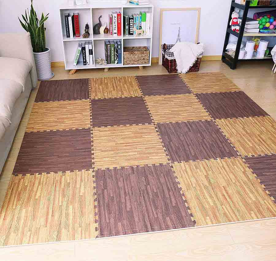 Tapis de Protection en Mousse