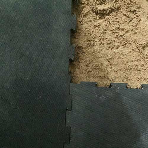 tapis de sol pour écurie