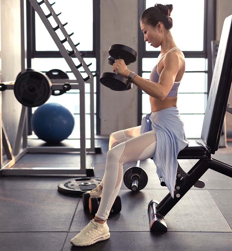 comment choisir son revetement de salle de gym