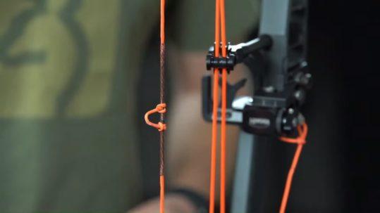 une corde d'arc à poulie peut elle se casser