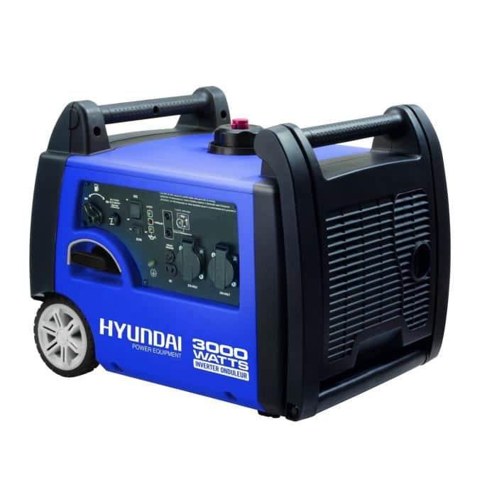 groupe eletrogene hyundai 3000 pour camping