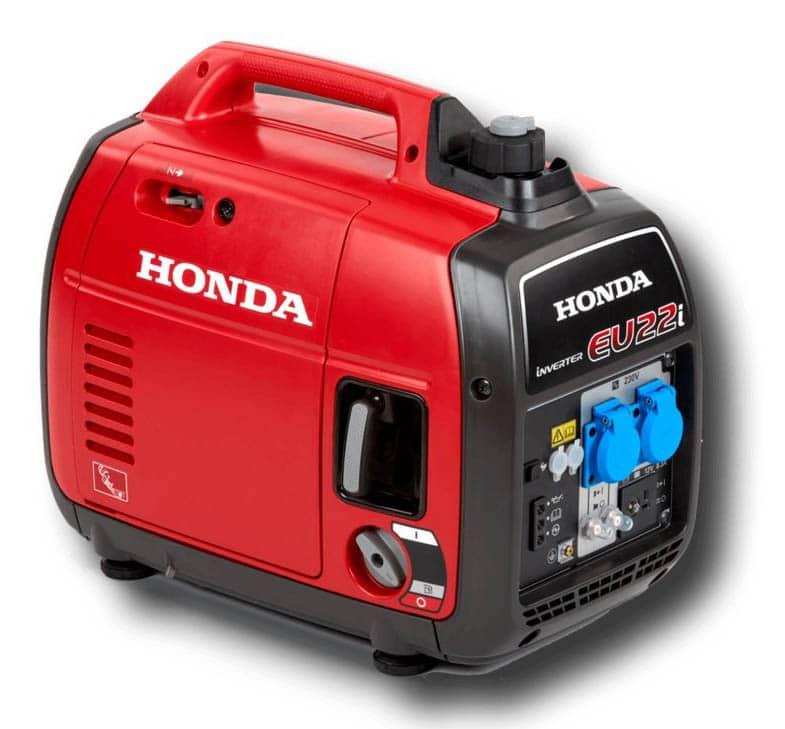 Honda Générateur électrogène monophasé à 4 temps, équipé de la technologie Inverter,