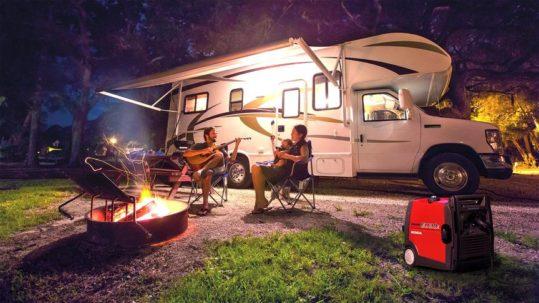 Choisir son générateur electrique en camping car
