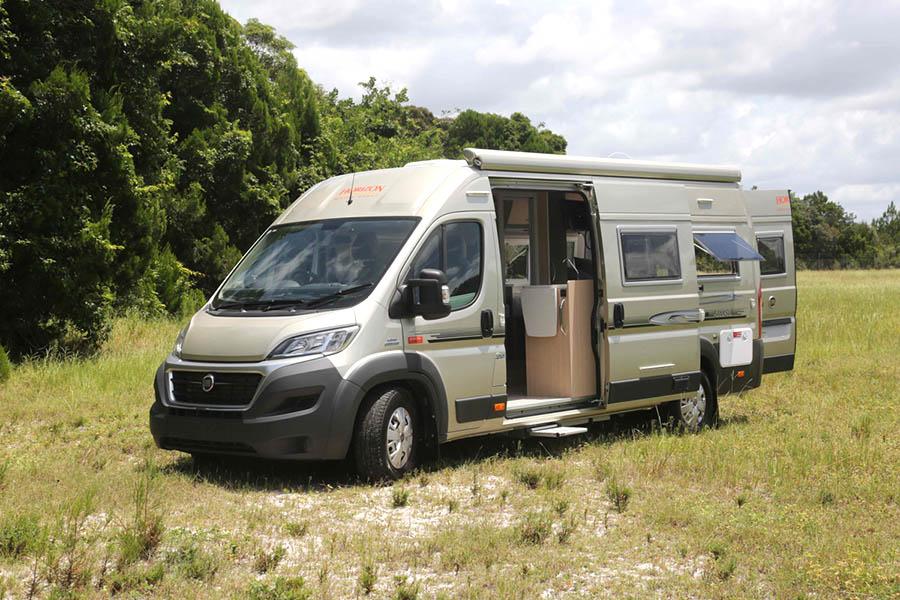 État des lieux de son camping-car avant location