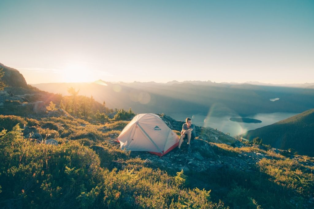 Choisir un matelas de camping