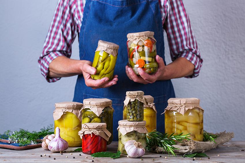 Les Meilleures Ustensiles pour Lactofermenter ces Légumes